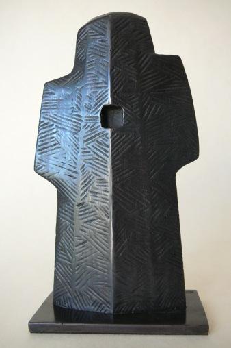 Aux Temps..., bronze, pièce originale 1/8, 17,3 cm, 2015