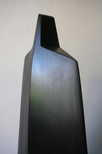 L'Ermite, hêtre, pièce unique, 150 cm, 2015