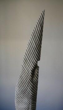Souffleur de Rêve, chêne, pièce unique, 2010