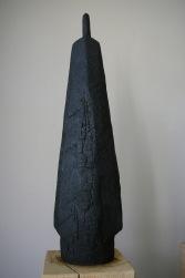 Des Anciens, béton, 12 pièces originales, 2013