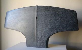 Variation Torse, tilleul, pièce unique, 38 x 70 cm, 2016