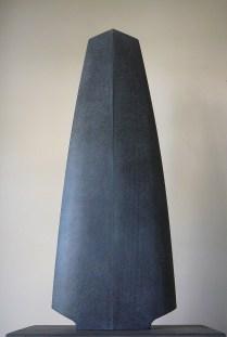 Biface I, tilleul, 70 x 26 cm, pièce unique, 2016