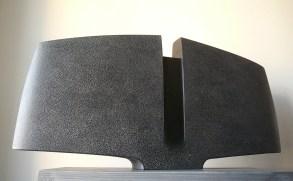 Variation Torse II, tilleul, pièce unique, 66 x 31 x 7 cm, 2017