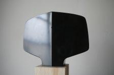 La Porte, zinc, pièce originale 3/6, 23 x 17 cm, 2016