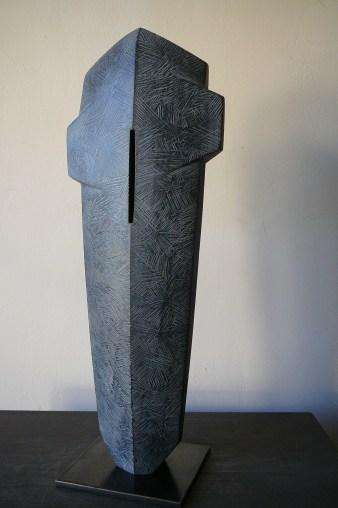 Torse I, Tilleul, Ht 37 cm, 2019